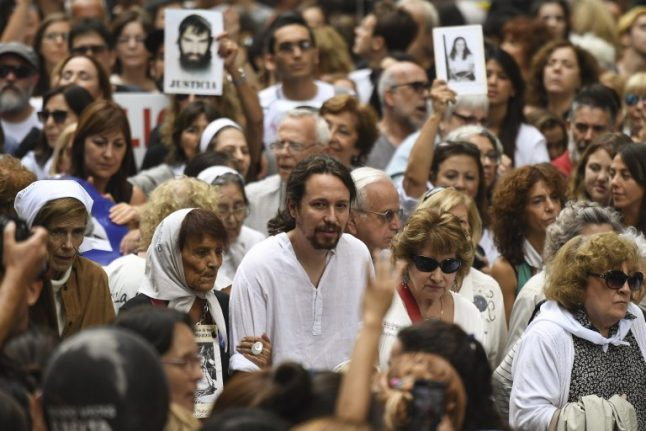 Head of Spain's far-left Podemos blasted over luxury home purchase