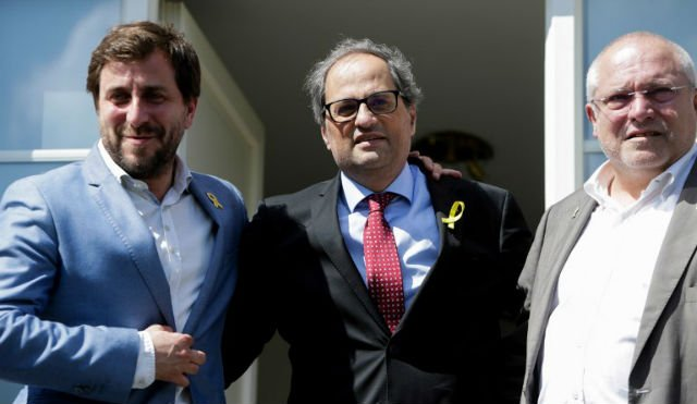 Catalan President calls for talks with Spain's new PM
