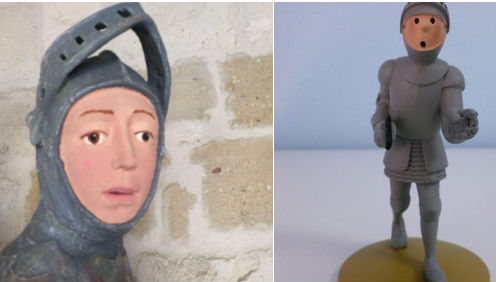 St George or Tintin? The best memes of Spain's latest botched restoration