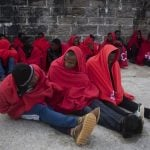 Over 400 migrants rescued in three operations off Spain: rescue service