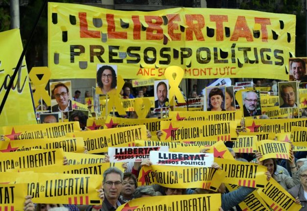 New Spain PM to move Catalan and Basque prisoners closer to home