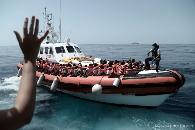 Italy demands Spain take 'next four' migrant boats