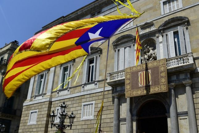 Direct rule on Catalonia due to be lifted as separatist govt sworn in