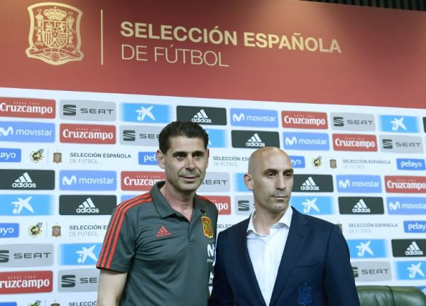 What next for Spain after shock Lopetegui sacking?