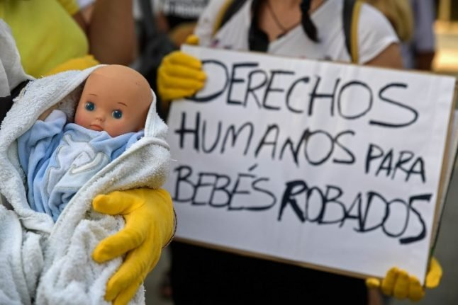 Pain, shock and anger: Two of Spain's 'stolen babies' speak out
