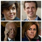 Race to replace Rajoy as head of embattled Spanish conservatives
