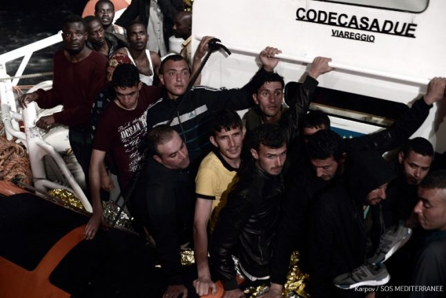 Spain will take in stranded migrants 'to avoid a catastrophe'