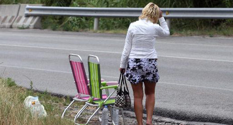 Spanish town to post fines to prostitute clients' homes