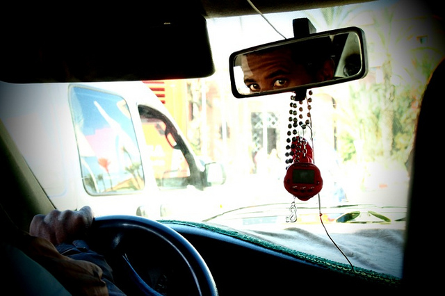 Spanish taxi drivers threaten to 'skirt up' in wardrobe wars