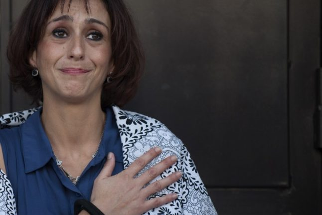 Spanish mother jailed for hiding with sons to escape domestic abuse