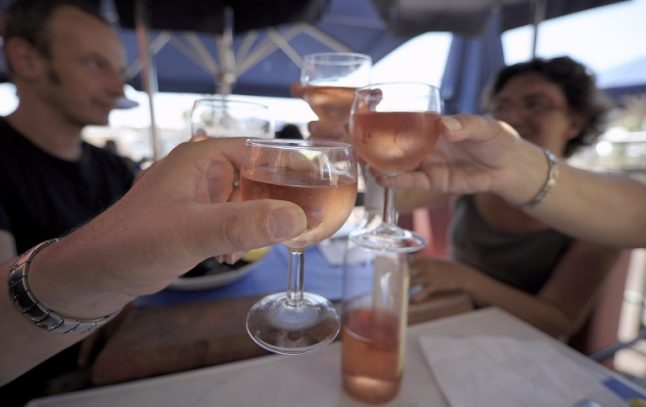 France sees red after 10 million bottles of Spanish wine are sold off as rosé