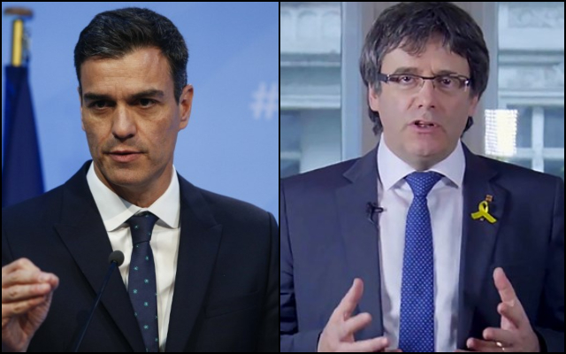 Catalan separatists must be tried in Spanish courts: PM