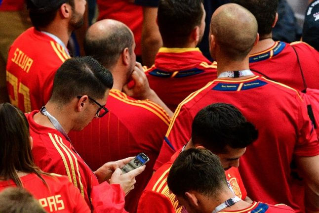 Who's to blame for Spain's World Cup failure?