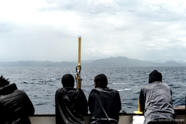 Spain overtakes Italy as sea route destination for migrants