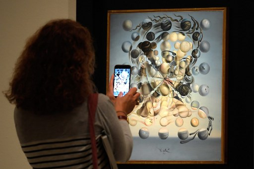Russian muse behind Dalí's work gets own show in Barcelona