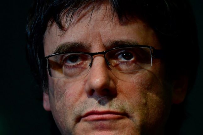 What next for deposed Catalan leader Puigdemont?