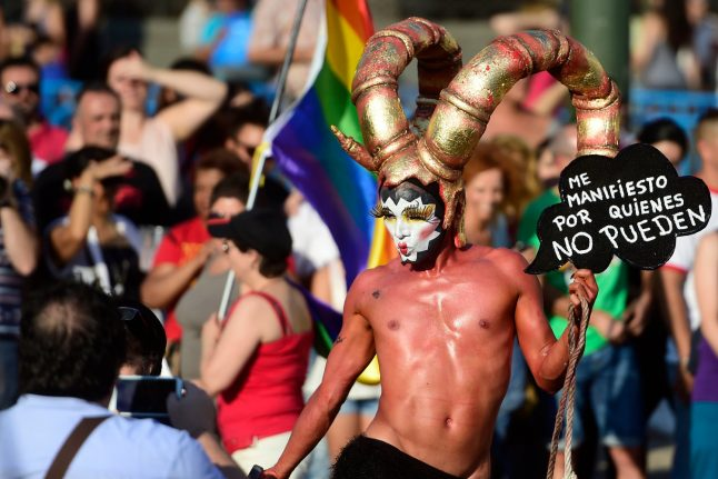 The ultimate guide to Madrid Pride 2018