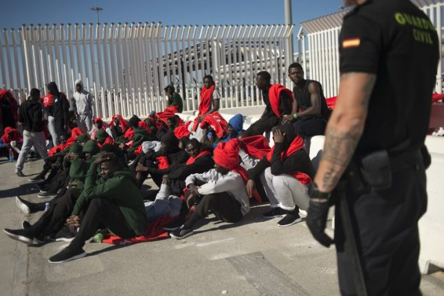 FOCUS: Spain under strain with spike in migrant arrivals