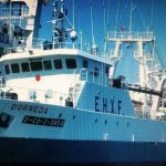 One dead, one missing as Spanish fishing boat sinks near Argentina