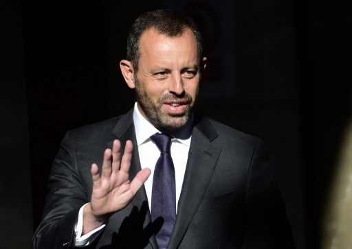 Ex-Barça president Rosell charged with alleged tax fraud