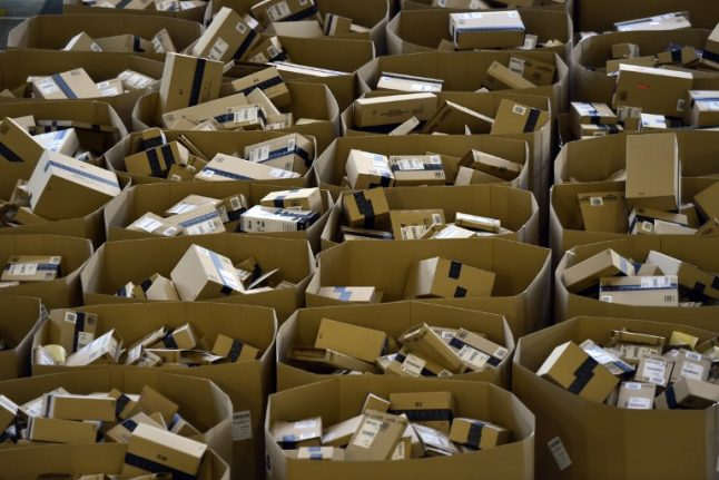 Strike in Spain planned for Amazon's Prime Day