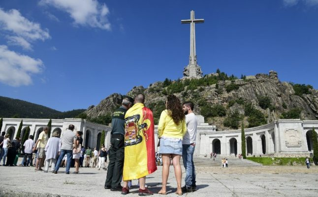 Spain just passed a decree allowing exhumation of Franco
