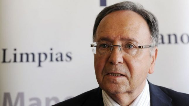 Manos Limpias anti-corruption crusader to stand trial for extortion