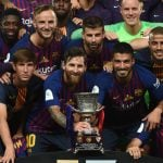 Barcelona recover to win Spanish Supercup as Sevilla waste late penalty