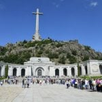 Rush to visit Franco's tomb before his remains are moved