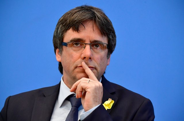 'Germany treated me well even when I was behind bars': Puigdemont