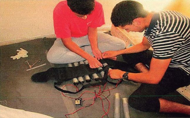 Images show terror cell preparing for 2017 Barcelona attack