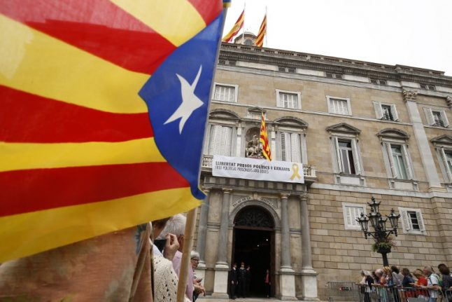 Catalonia independence crisis one year on