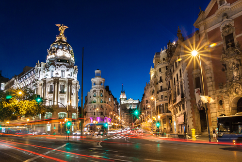 Uber and Cabify drivers poised for protest in Madrid