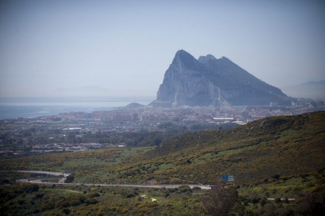 Spain insists post-Brexit accord on Gibraltar must be reached by mid-October