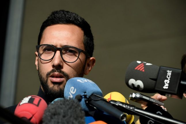 Belgium refuses extradition of fugitive Spanish rapper accused of 'insulting the king'