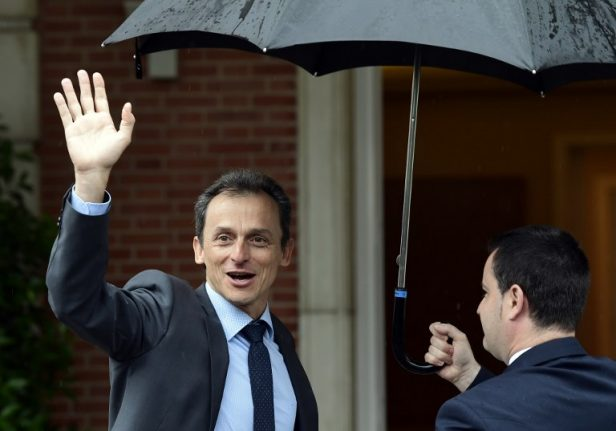 Spain's science minister latest to come under fire