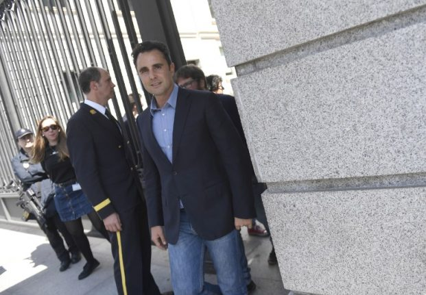 Spain rejects extraditing 'Swiss Leaks' whistelblower, Herve Falciani