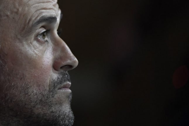 Spain v England: Luis Enrique faces first test as Spain manager