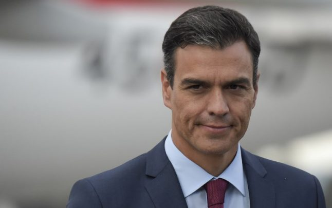 Spanish PM vows to strip officials of judicial privileges
