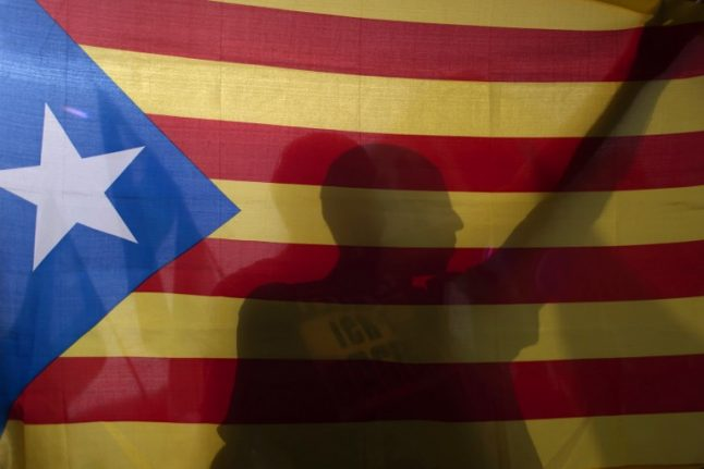 Catalans deeply divided a year after independence referendum