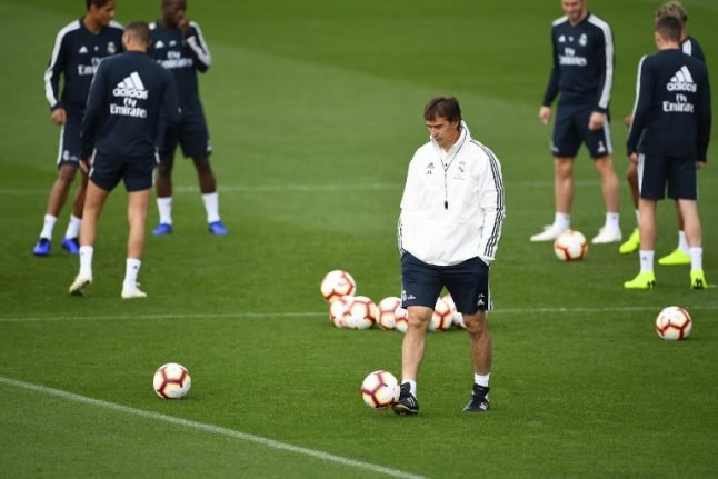 Lopetegui the fall-guy for wider malaise at Madrid