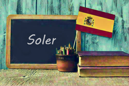 Spanish Word of the Day: 'Soler'