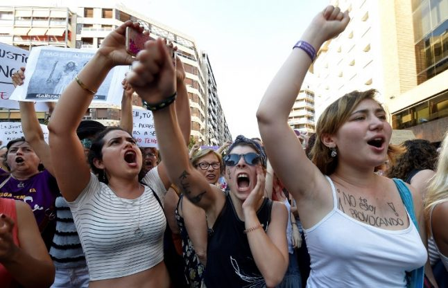 #MeToo in Europe: New laws on consent and catcalling