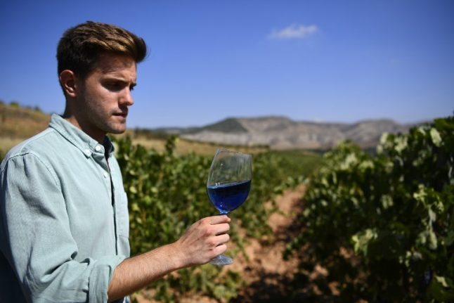 Spanish wine: Is blue the new red?