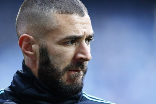 Real Madrid's Benzema hits out at attempted kidnapping claims