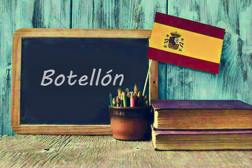 Spanish Word of the Day: 'Botellón'