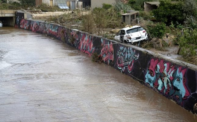 Body of young boy brings death toll of Mallorca floods to 13