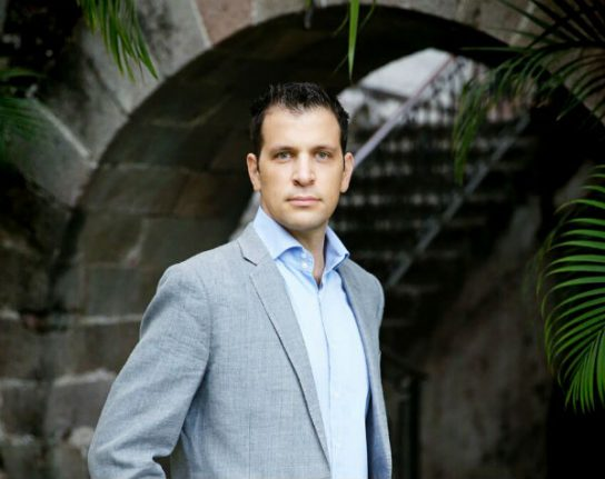 INTERVIEW: Italian opera star explains his love of Madrid (and why you should go see Faust)
