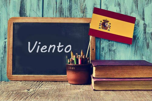 Spanish Word of the Day: 'Viento'