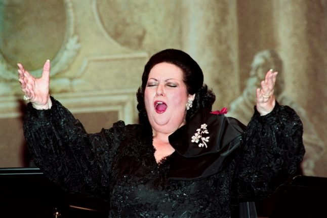 IN PICS: Opera star Montserrat Caballé laid to rest in Barcelona